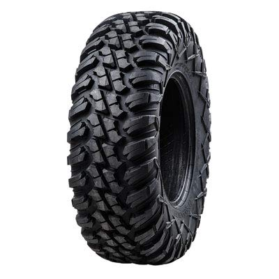 Tusk TERRABITE Medium/Hard Terrain DOT UTV/ATV Radial 8-Ply Tire- 27x9-12