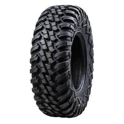 Tusk TERRABITE Medium/Hard Terrain DOT UTV/ATV Radial 8-Ply Tire- 27x9-12