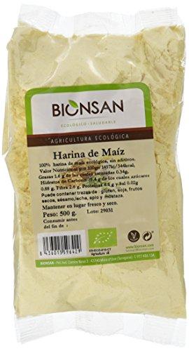 Harina De Maiz Tostado