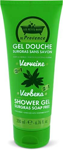 Les Petits Bains de Provence Gel Douche Verveine Tube Pack de 12