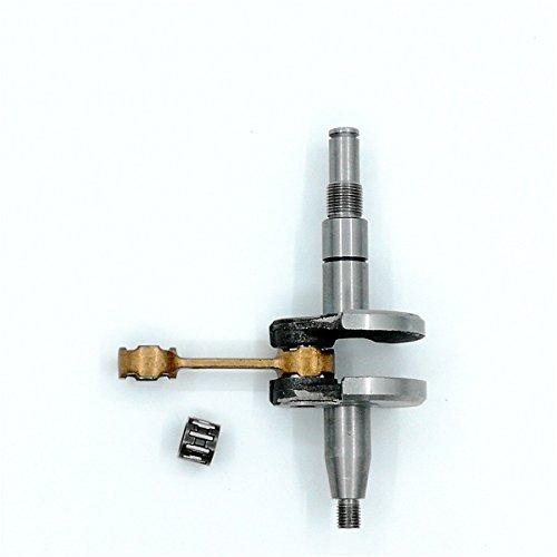 Cancanle krukas krukas naaldkooi lagers voor STIHL 018 MS180 MS 180 kettingzaag fit 10 mm zuigerbout