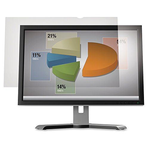 """3M AG230W9B Anti-Glare Filter for 23.0"""" Widescreen Monitor - Clear, 16:9, 20 1/16"""" W x 11 5/16"""" H (155334)"""