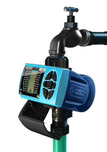 Galcon 11000ez attraktiven benutzerfreundlicher hose-end Wasserhahn Timer