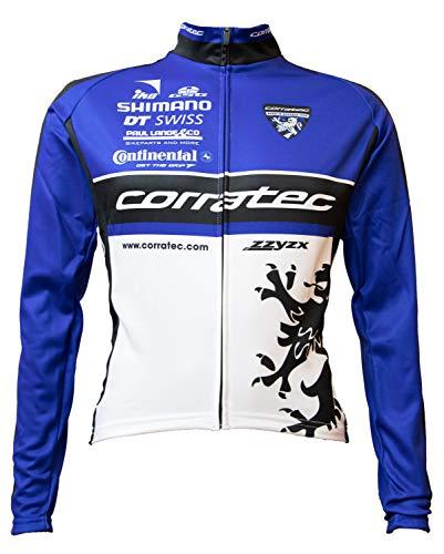 Corratec Longsleeve Jersey World Team Line - 3XL