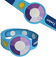 uv indicator bracelet