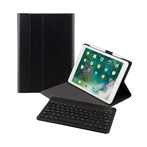 Ewin ipad10.2/iPad10.5 キーボード付き ケース 保護カバー ipad bluetooth キーボード ipad カバー 第7世代 薄型 軽量 手帳型 傷防止 オートスリープ スタンド機能 全面保護型 ペンホルダー付き 1年間保証 日本語説明書付き