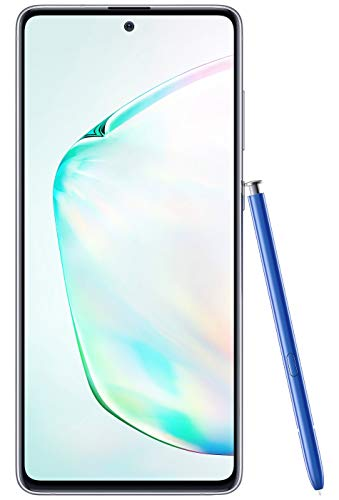 Samsung Galaxy Note10 Lite (Aura Glow, 8GB RAM, 128GB Storage) with No Cost EMI/Additional Exchange Offers
