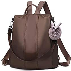 Charmore Women Anti-Theft Backpack Purse
