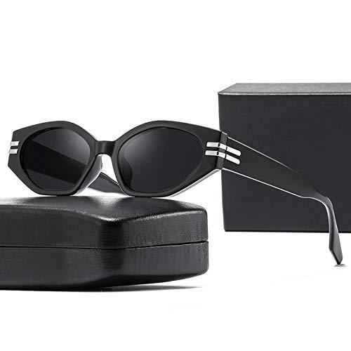 Muvccn Gafas de Sol y Gafas de Sol Las Gafas de Sol polarizadas de Moda clásica Retro polarizadas para Hombres y Mujeres Son adecuadas Tanto para Hombres como para Mujeres