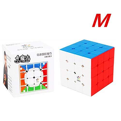 CuberSpeed YuXin Little Magic 4x4x4 M Magnetic 4x4 stickerless Speed Cube