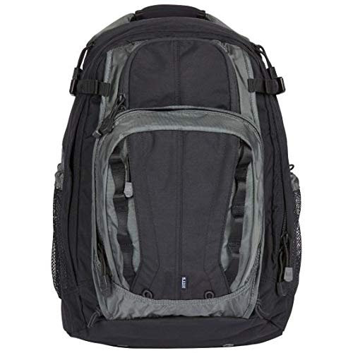 5.11 COVRT18 Tactical Covert Military Backpack, Large Assault Rucksack Pack, Style 56961, Asphalt/Black