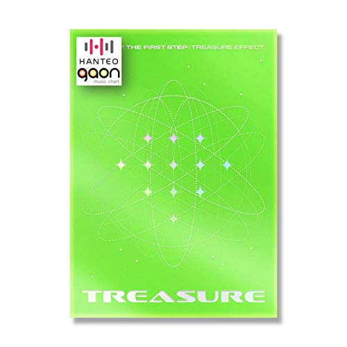 Treasure - The First Step Effect [Green ver.] (1st Album) [Pre Order]...
