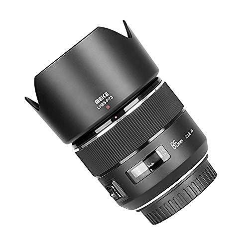 Meike MK 85mm f1.8Formato Completo Auto Enfoque de Objetivo para Canon EF Mount