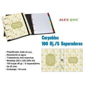 Blocs tamaño carta Multicolor ROYMART