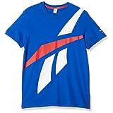 [リーボック] 半袖 シャツ クラシックス Tシャツ IUD97 メンズ ハンブルブルー(FS8807) 日本 J/XO (日本サイズ3L相当)