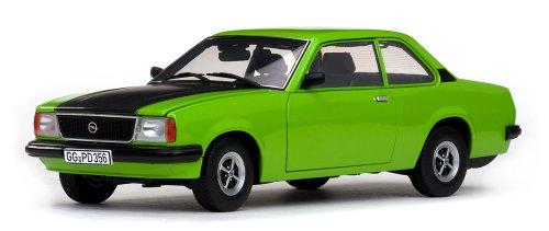 Sun Star 5386 - Sammlermodell Opel Ascona B SR 1975, Signal grün, 1:18