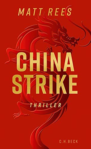 China Strike: Thriller