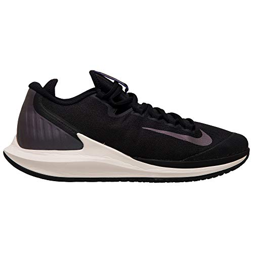 Nike Herren Nikecourt Air Zoom Zero Hc Tennisschuhe, Mehrfarbig (Black/Multi-Color-Phantom-Psychic Purple 4), 45 EU