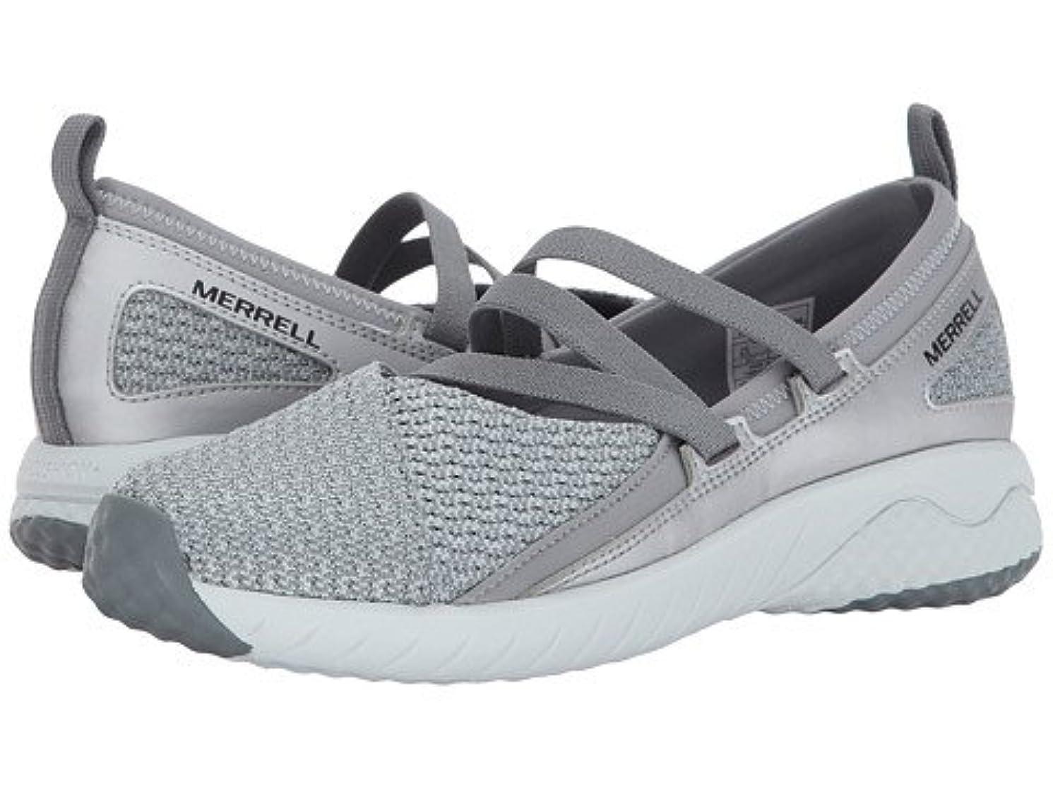 ドライブ人形文庫本レディースウォーキングシューズ?スニーカー?靴 1SIX8 MJ AC+ Grey 9.5 26.5cm M [並行輸入品]