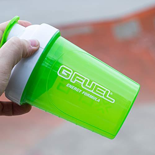 Gfuel x LPG Shaker