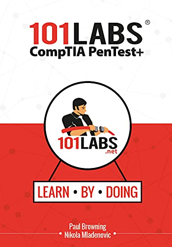 101 Labs - CompTIA PenTest+: Hands-on Labs for the PT0-002 Exam (English Edition)