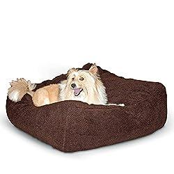 hundekissen hundebett in verschiedenen ausf hrungen. Black Bedroom Furniture Sets. Home Design Ideas