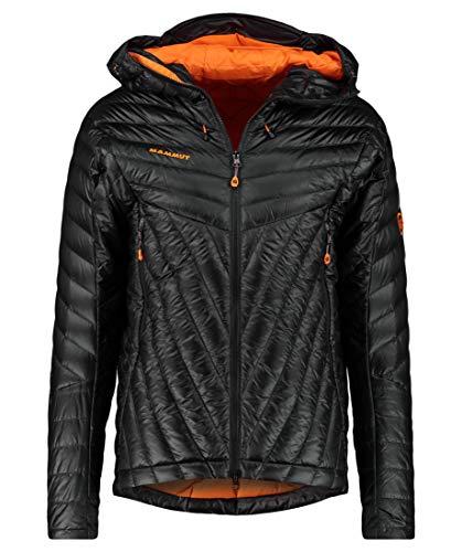Mammut Eigerjoch Advanced Funktionsjacke mit optimiertem Design für Bergsteigen, Herren XXL Schwarz (Black)