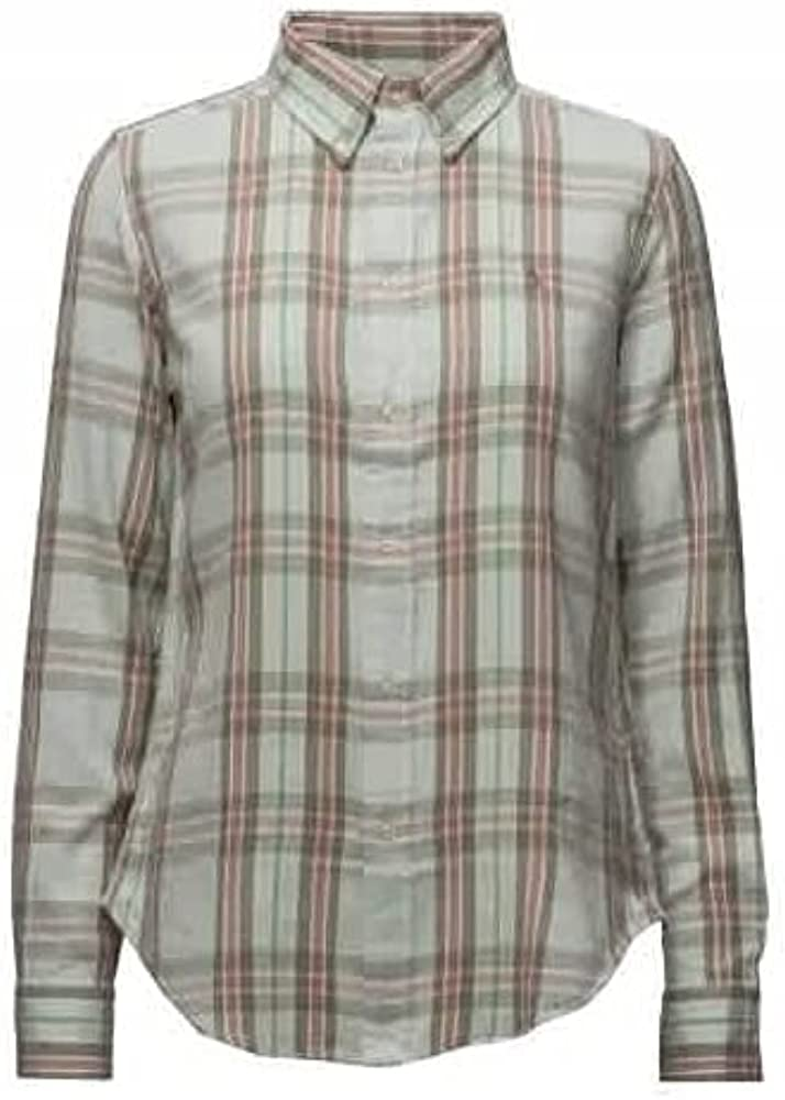 Polo Ralph Lauren Long-sleeve Georgia Plaid Cotton Shirt, Brand Size