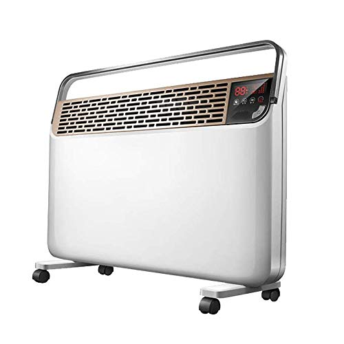 Best Prices! JLL Electric Space Heater for Home And Office Small Heater with Adjustable Thermostat 9...