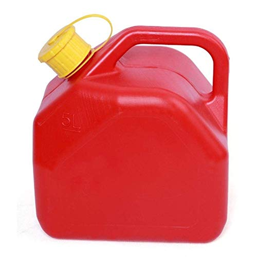 G3 Benzinfass -5 Liter und 10 Liter, tragbares Plastikfass, explosionsgeschütztes Plastikfass, rechteckiger Kraftstofftank, tragbarer Kraftstofftank, Kraftstofftank, überlaufsicherer Kraftstofftank