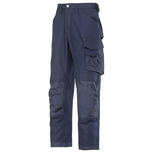 Snickers Canvas+ Hose, navy Gr. 48