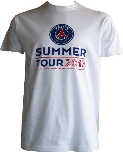 Paris Saint Germain - Camiseta oficial del PSG del Summer Tour 2013...