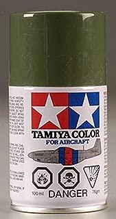 Tamiya America, Inc Aircraft Spray Paint AS-9 Dark Green (RAF) 100ml, TAM86509