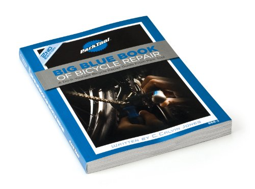 Park Tool boek BBB-2 Big Blue Book Engels, 4510407