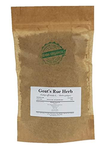 Goat's Rue Herb - Galega L # Herba Organica # Galega, French Lilac, Goat's-rue, Italian Fitch, Professor-weed (100g)