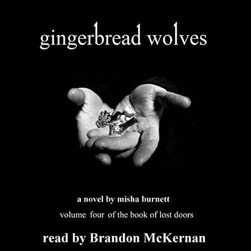 Gingerbread Wolves audiobook cover art