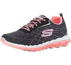skechers sport women's skech air run high fashion sneaker