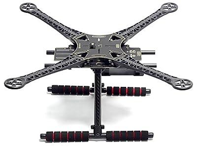 powerday DIY S500 Quadcopter +APM2.8 FC+7M GPS+ 2212 920KV BL Motor +Simonk 30A ESC+1045 Propeller from Rcmodelpart
