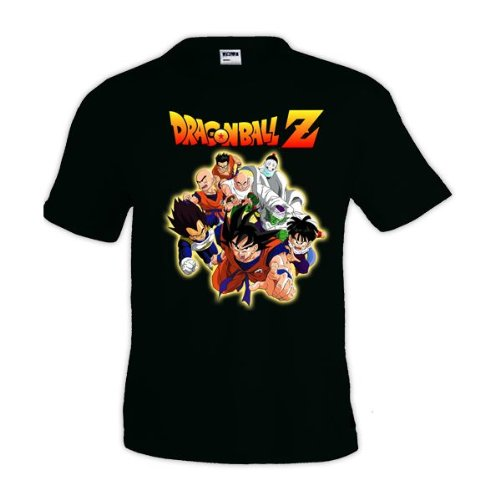 Mx Games Camiseta Dragon Ball Z - Team1 - (Talla: Talla-XL): Amazon.es: Deportes y aire libre