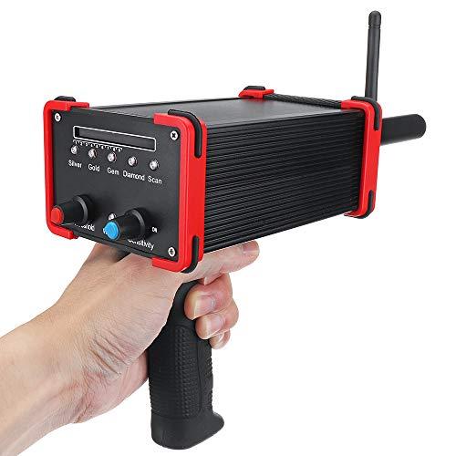 GR-100 Mini detector de metales subterráneos Localizador Or