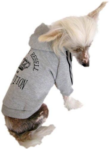 Dogs Stars Cooles Hunde Sweater - Revolution - Hundepulli - Hundeshirt - Hundemantel