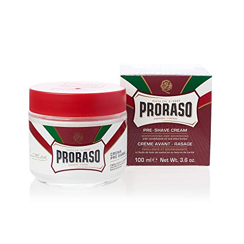 Proraso Preshave Creme Red Nourishing, 100 ml