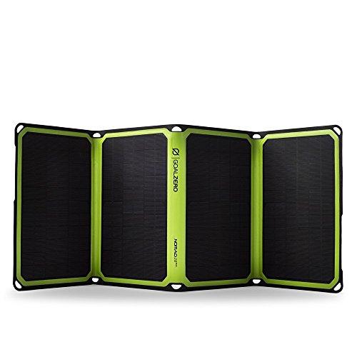 Goal Zero Unisex zonnepaneel Nomad 14 Plus, zwart