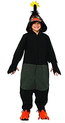 Rubie's Costume Kids Angry Birds Movie Bomb Costume, Medium