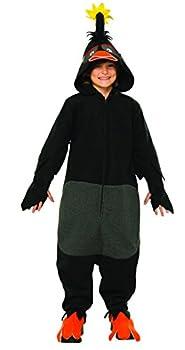 Rubie s Costume Kids Angry Birds Movie Bomb Costume Medium