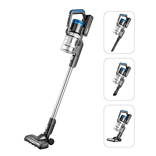 Midea Cordless Vacuum Cleaner MCS1825GB Pro, 20Kpa Suction Power, 60 Minutes Long Runtime,...