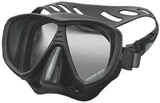 AQUALUNG Deep See Omni Two Lens Dive Mask (Midi, Black)