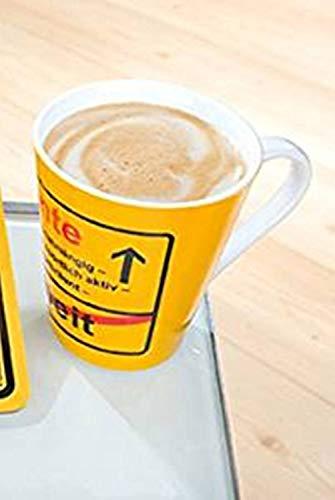 GILDE Porzellan Tasse Rente Geschenk zum Ruhestand