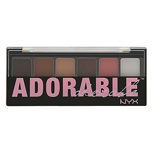 NYX The Adorable Shadow Palette Adorable Palette