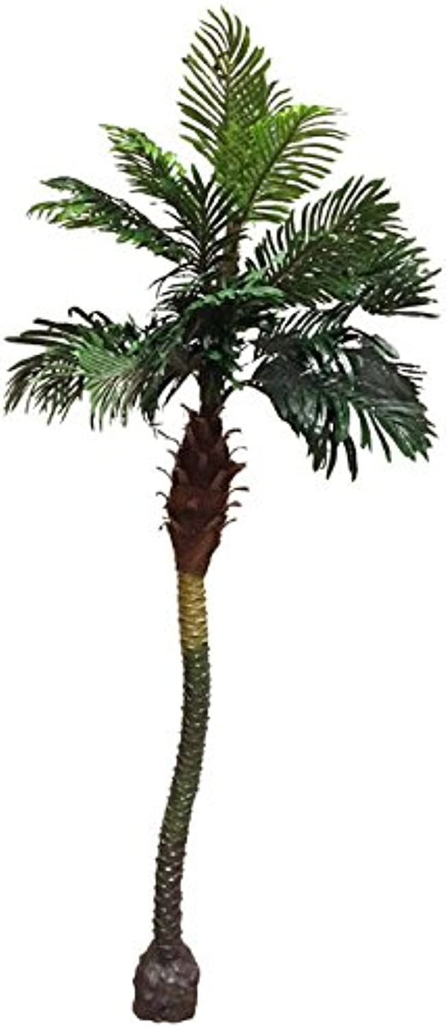 PARTY DISCOUNT NEU Dekorations Palme, ca. 240 cm hoch